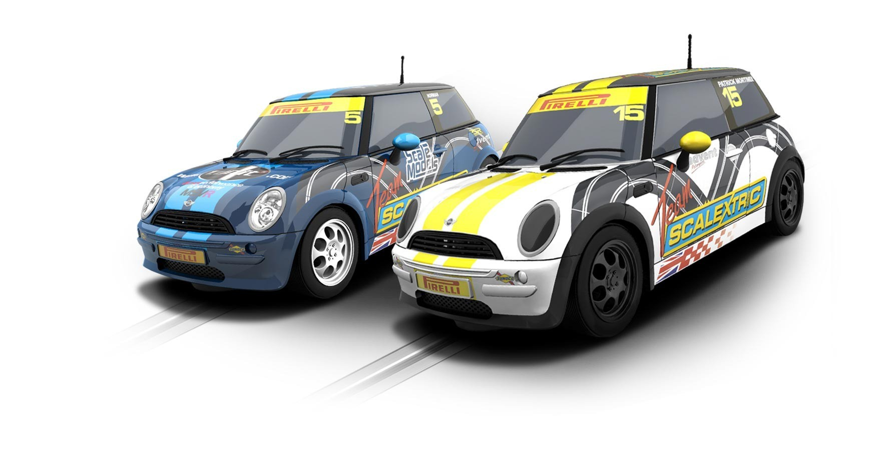 scalextric mini challenge sca1320p circuit voiture. Black Bedroom Furniture Sets. Home Design Ideas