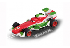 Disney Cars 2 Carrera 1/43 - Francesco Bernoulli