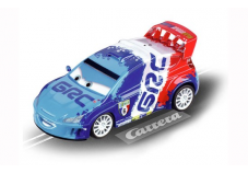 Disney Cars 2 Carrera 1/43 -  Raoul CaRoule