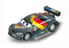 Disney Cars 2 Carrera 1/43 - Max Schnell