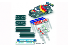 Extension kit Cars2  + Schnell Carrera 1/43