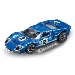 Ford GT40 MkII 1966 Carrera 1/24