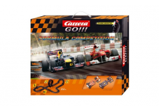 Circuit Formula Competition Carrera 1/43