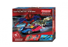 Circuit The Amazing Spiderman Carrera 1/43