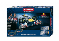 Exclu circuit Red Bull Carrera 1/24