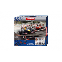 Circuit World F1 Champs Carrera 1/32