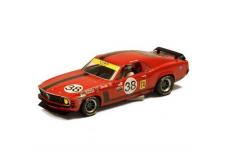 Ford Mustang Classis Bill Todd - Scalextric