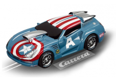 The Avengers  Captain America  Carrera 1/43