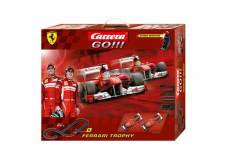 Circuit Ferrari Trophy Carrera 1/43