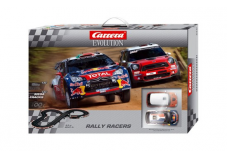 Circuit Rally Racers Carrera 1/24