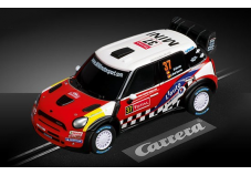 Mini Cooper WRC n° 37 Carrera 1/43